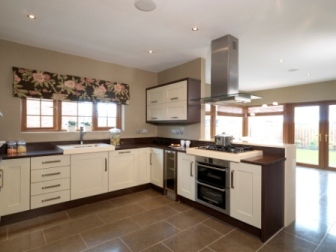 Ashfield Hall Showhome Kitchen